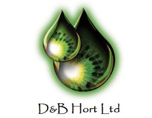 D & B Hort logo