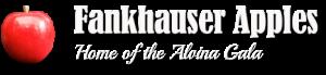 Fankhauser Apples logo