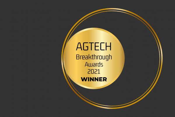 Hectre wins AgTech Breakthrough Award